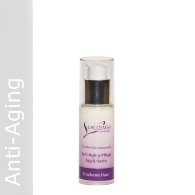 Anti-Aging-Pflege für trockene Haut