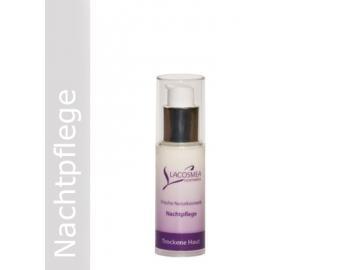 Nachtpflege für trockene Haut