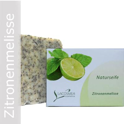 Zitronenmelissenseife Oliven/Mandelöl